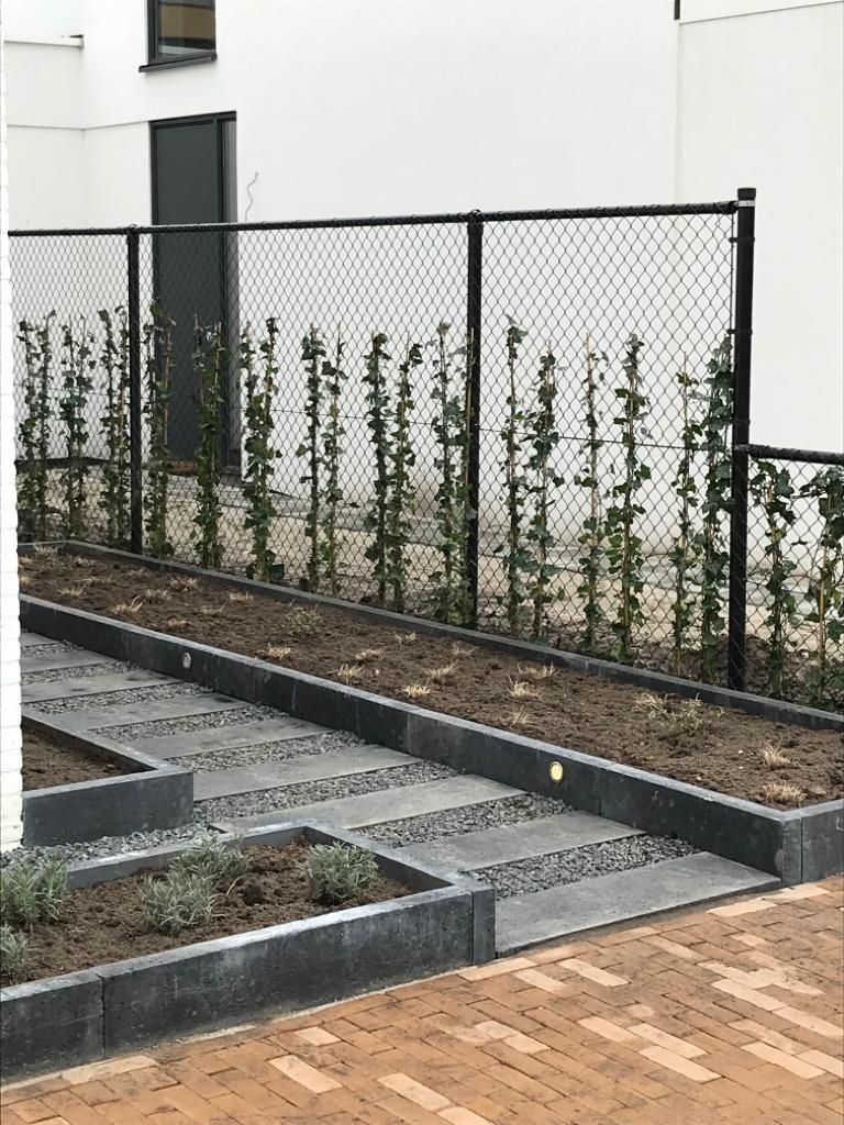 Aanleg tuin Waalre